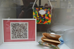 Upcycling-Portemonnaie