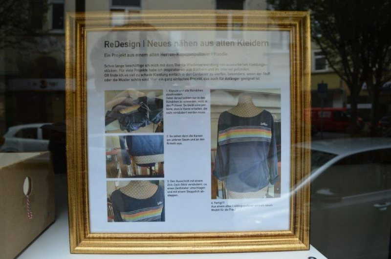 upcycling-Pullover